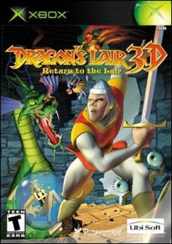 Dragon's Lair 3D: Return to the Lair (Xbox) by Ubi Soft Entertainment Box Art