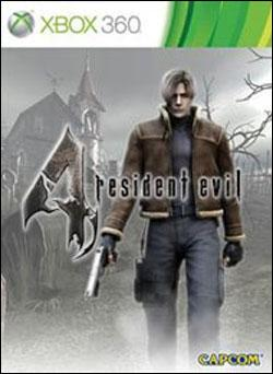 Resident Evil 4 HD (Xbox 360) by Capcom Box Art