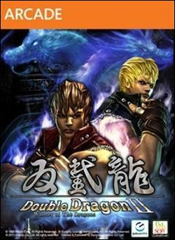 Double Dragon II: Wander of the Dragons (Xbox 360 Arcade) by Microsoft Box Art