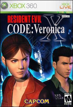 Resident Evil Code: Veronica X (Xbox 360) by Capcom Box Art