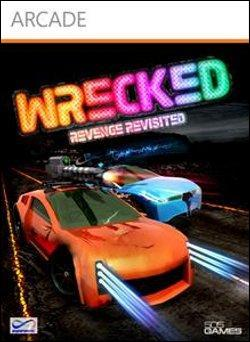 Wrecked Revenge Revisited   (Xbox 360 Arcade) by Microsoft Box Art