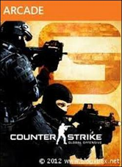 Counter Strike: Global Offensive (Xbox 360 Arcade) by Valcon Games Box Art