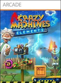 Crazy Machines Elements (Xbox 360 Arcade) by Microsoft Box Art