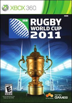 Rugby World Cup 2011 (Xbox 360) by 505 Games Box Art