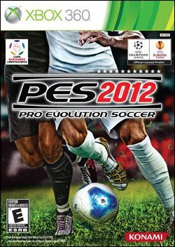 Pro Evolution Soccer 2012 (Xbox 360) by Konami Box Art