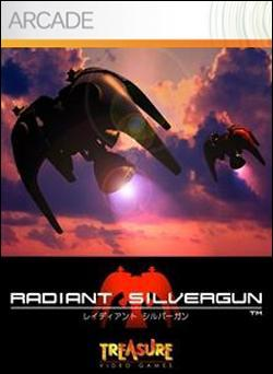 Radiant Silvergun (Xbox 360 Arcade) by Microsoft Box Art