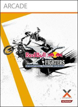 Red Bull X-Fighters (Xbox 360 Arcade) by Konami Box Art