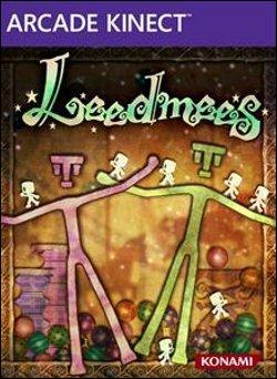 Leedmees (Xbox 360 Arcade) by Konami Box Art
