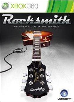 Rocksmith (Xbox 360) by Microsoft Box Art