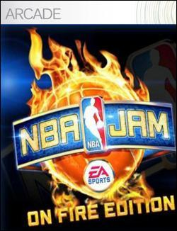 NBA Jam: On Fire Edition (Xbox 360 Arcade) by Electronic Arts Box Art
