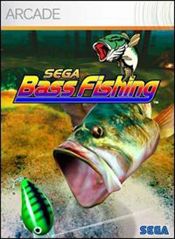 Sega Bass Fishing (Xbox 360 Arcade) by Sega Box Art