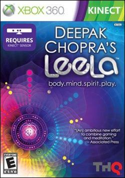 Deepak Chopra's Leela  (Xbox 360) by Microsoft Box Art