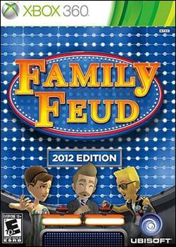 Family Feud 2012 Edition Box art