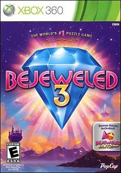 Bejeweled 3 Box art