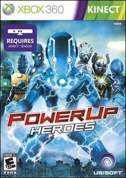 PowerUp Heroes Box art