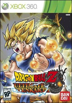 Dragon Ball Z Ultimate Tenkaichi (Xbox 360) by Namco Bandai Box Art