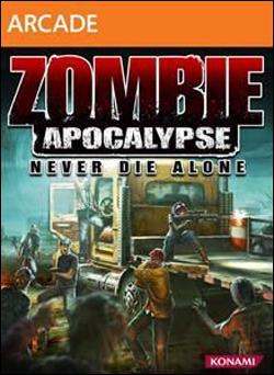 Zombie Apocalypse: Never Die Alone (Xbox 360 Arcade) by Konami Box Art