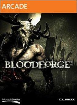 Bloodforge  (Xbox 360 Arcade) by Microsoft Box Art