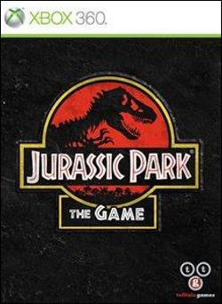 Jurassic Park: The Game (Xbox 360) by Microsoft Box Art