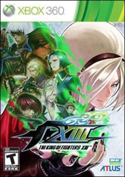 The King of Fighters XIII (Xbox 360) by Atlus USA Box Art