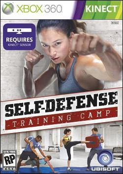 Self Defense Training Camp (Xbox 360) by Ubi Soft Entertainment Box Art