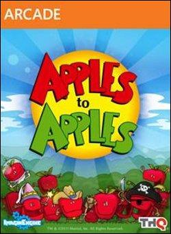 Apples to Apples  (Xbox 360 Arcade) by Microsoft Box Art