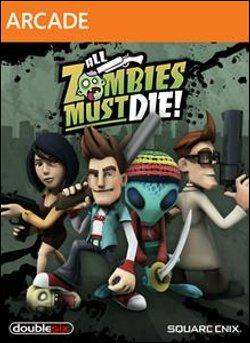 All Zombies Must Die!  Box art