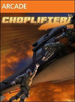 Choplifter HD Box art