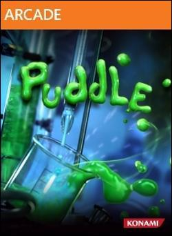 Puddle (Xbox 360 Arcade) by Microsoft Box Art