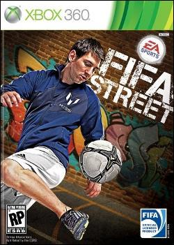 FIFA Street (Xbox 360) by Electronic Arts Box Art