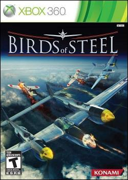 Birds of Steel (Xbox 360) by Konami Box Art