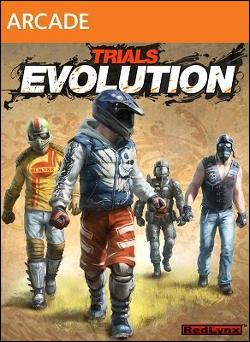 Trials Evolution (Xbox 360 Arcade) by Microsoft Box Art
