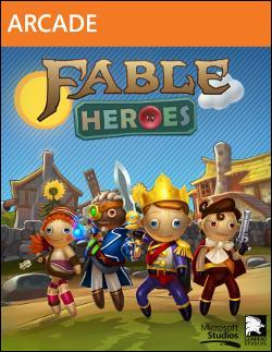 Fable Heroes (Xbox 360 Arcade) by Microsoft Box Art