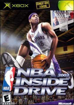 NBA Inside Drive 2002 (Xbox) by Microsoft Box Art