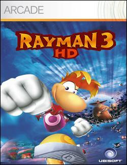 Rayman 3 HD (Xbox 360 Arcade) by Microsoft Box Art