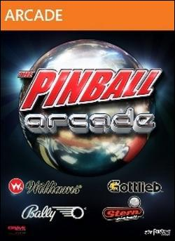 Pinball Arcade Box art