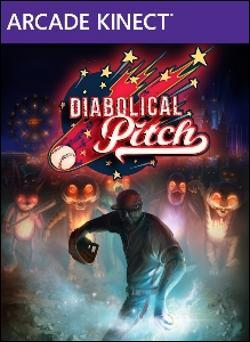 Diabolical Pitch (Xbox 360 Arcade) by Microsoft Box Art