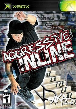Aggressive Inline (Xbox) by Acclaim Entertainment Box Art