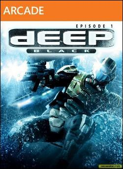 Deep Black: Episode 1 Box art