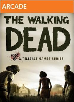 The Walking Dead (Xbox 360 Arcade) by Telltale Games Box Art