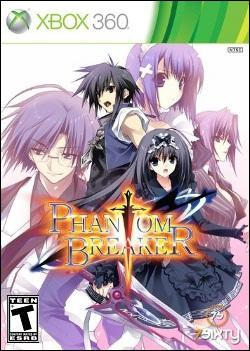 Phantom Breaker (Xbox 360) by Southpeak Interactive Box Art