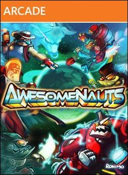 Awesomenauts (Xbox 360 Arcade) by Microsoft Box Art