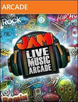 Jam Live Music Arcade Box art