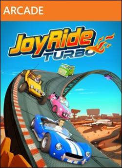 Joy Ride Turbo (Xbox 360 Arcade) by Microsoft Box Art