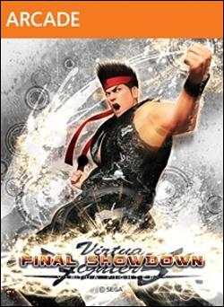 Virtua Fighter 5 Final Showdown (Xbox 360 Arcade) by Sega Box Art