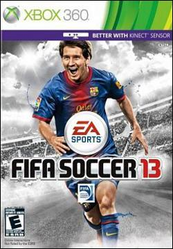 FIFA Soccer 13 Box art