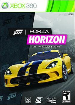 Forza Horizon (Xbox 360) by Microsoft Box Art