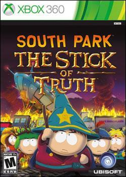 South Park: The Stick of Truth (Xbox 360) by Ubi Soft Entertainment Box Art