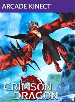 Crimson Dragon (Xbox 360 Arcade) by Microsoft Box Art