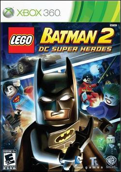 Lego Batman 2: DC Superheroes (Xbox 360) by Warner Bros. Interactive Box Art
